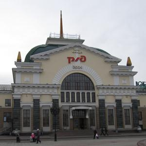 Железнодорожные вокзалы Кораблино